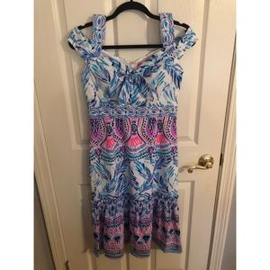 BNWT Lilly Pulitzer Iva Midi Dress Size 2
